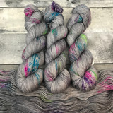 """Static Noise"" Backcountry Sock Weight Yarn"
