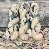 """Whiteout"" Backcountry Sock Weight Yarn"