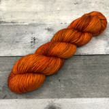 """Firewalker"" Hand Dyed Expedition DK Yarn"