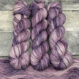 """Huckleberry Shake"" Hand Dyed Expedition DK Yarn"