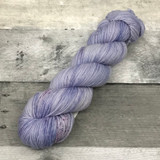 """Bellflower"" Hand Dyed Expedition DK Yarn"