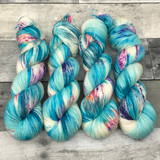 """Waikiki"" Hand Dyed Summit Sport Yarn"