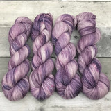 """Huckleberry Shake"" Hand Dyed Summit Sport Yarn"