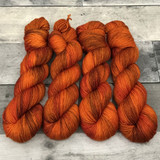 """Firewalker"" Hand Dyed Summit Sport Yarn"