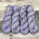 """Bellflower"" Hand Dyed Summit Sport Yarn"