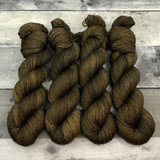 """Age of Bronze"" Hand Dyed Summit Sport Yarn"