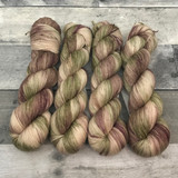 """Garden Path"" Hand Dyed Summit Sport Yarn"