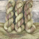 "Day 08 - ""Dreamland"" Hand Dyed Hitchhiker Sock Yarn (31 Days of New Colorways)"