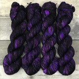 """Antimatter"" Hand Dyed Expedition DK Yarn"