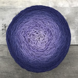 """Heliotrope"" Shade Shifting Gradient Cake (Ready to Ship)"