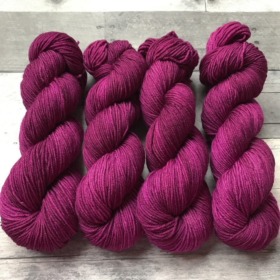 """Verve"" Hand Dyed Yarn - Dyed to Order"