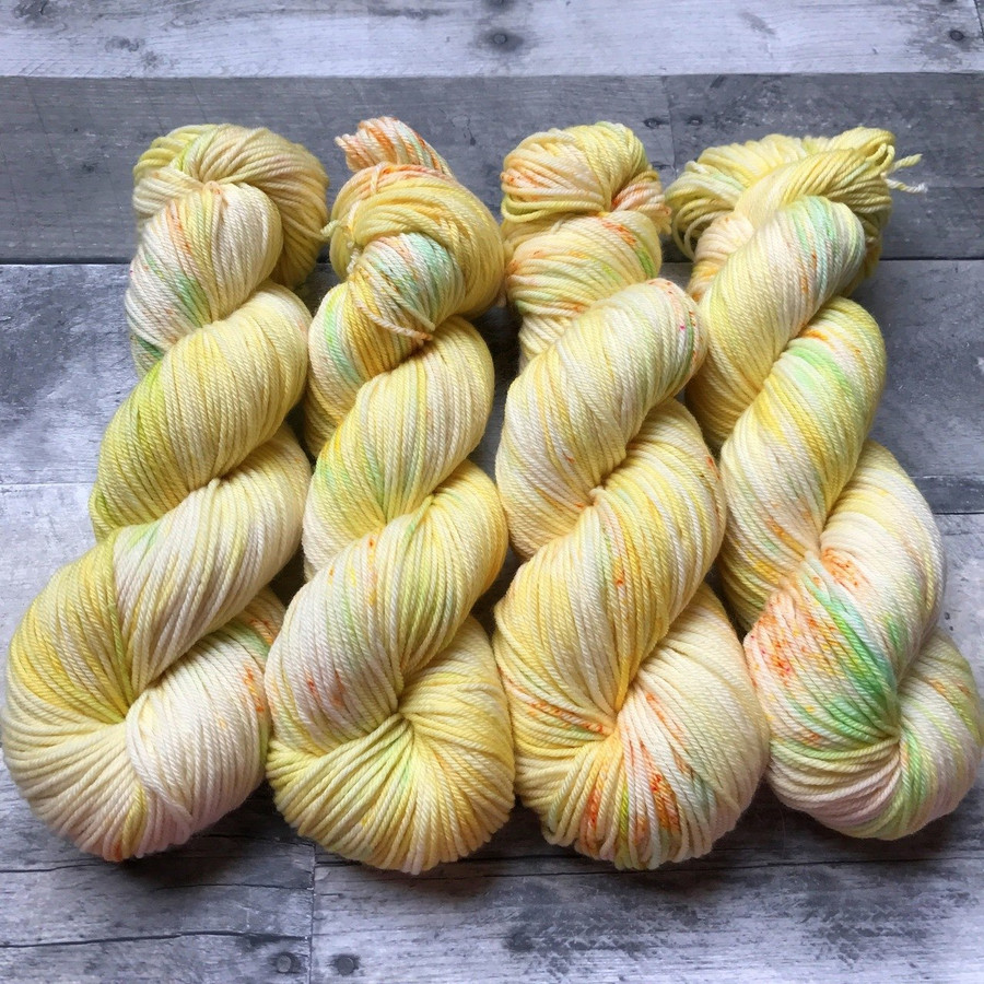 """""""Mojito"""" Hand Dyed Yarn - Dyed to Order"""