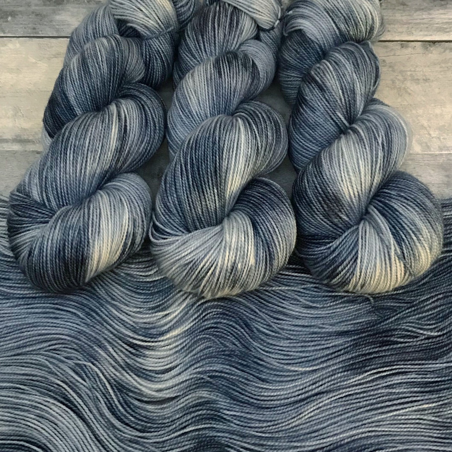 """Day 20 - """"Tempest"""" Backcountry Sock Weight Yarn (31 Days of New Colorways)"""
