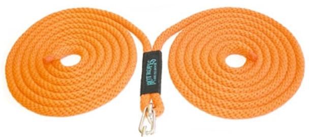 Orange Double Bow Line