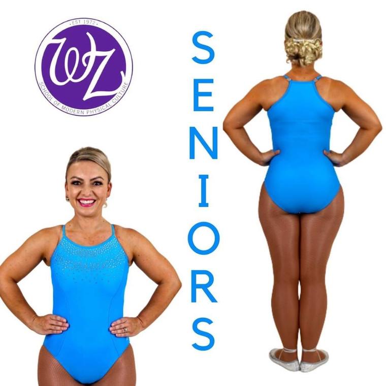 Seniors. Western Zone Roxy Leotard