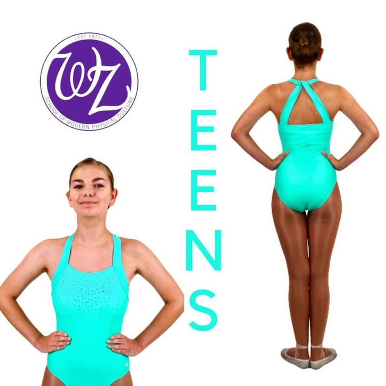 Teens Western Zone Charlotte Leotard