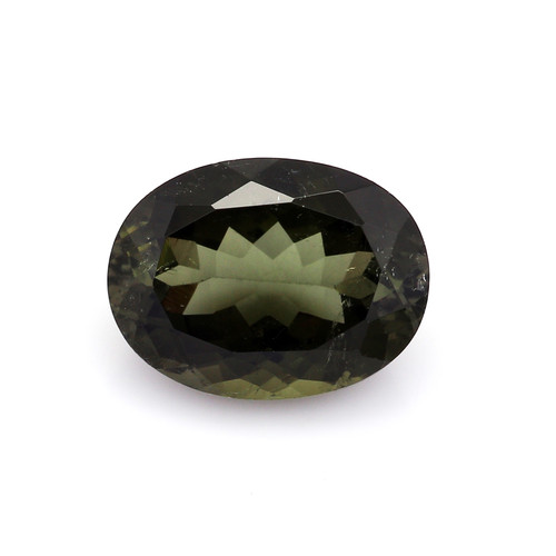 Tourmaline Oval Faceted  9 x 12 mm 4.54 Carats GSCTO177