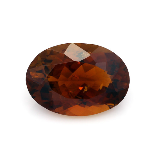 Tourmaline  Oval  Faceted  14 x 9.5 mm 5.39 Carats GSCTO200