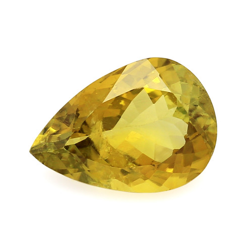Tourmaline  Pear Faceted   11 x 16 mm 7.25 Carats GSCTO231