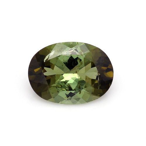 Tourmaline  Oval  Faceted 10.5 x 7.5 mm 2.37 Carats GSCTO236