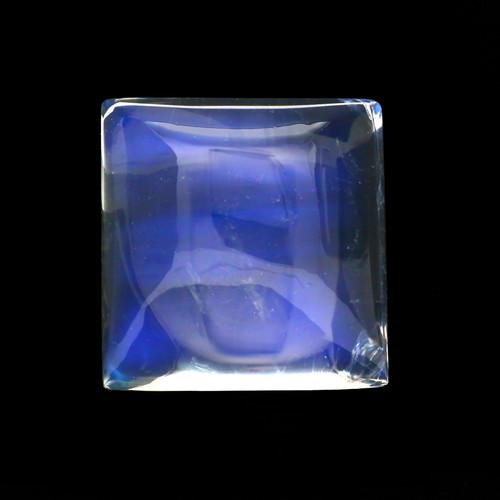 Rainbow Moonstone  Square Cabochon  6.84 Carats 10X10 mm GSCRMO216