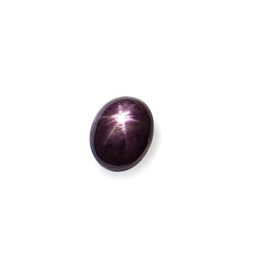Star Ruby Oval Cabochon 10X13 mm 10.85 Carat GSCSR009