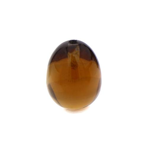 Smoky Quartz Egg 16X12 mm GSCSQ001