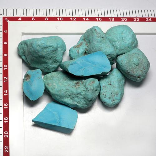 Turquoise Rough 2.155 Kg GSCTU009