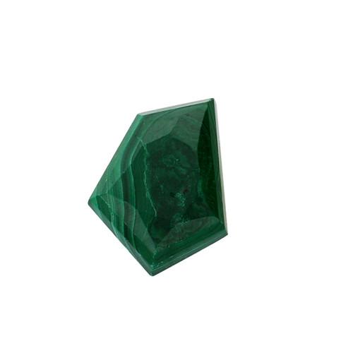 Malachite Fancy 23X16 mm  22.20 Carats GSCMC003