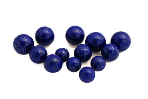 Lapis Blue Round Beads 8X8 / 12X12 GSCLP002