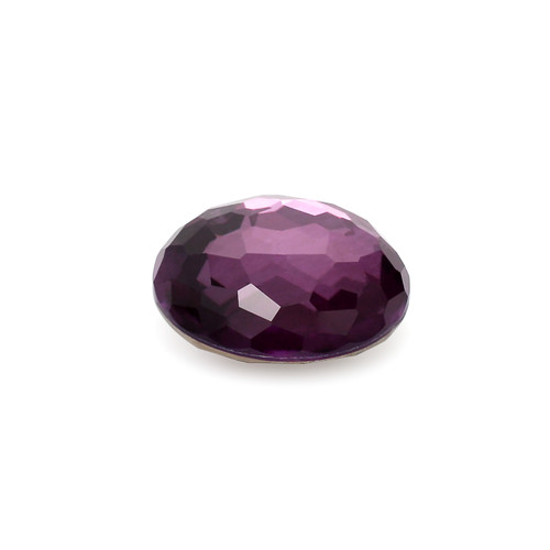 Amethyst+Pyrite Round Faceted 16X16 mm 15.35 Carat GSCAM020