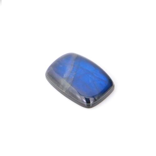 Labradorite + Crystal Cushion 10X14 mm 5.49 Carats GSCLB005