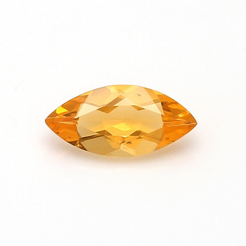 Fire Opal Marquise Faceted 5X10 mm 0.70 Carats GSCFO018