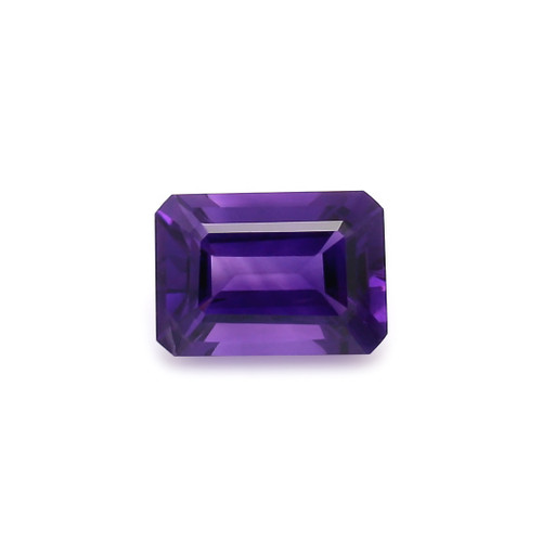 Amethyst Octagon Faceted 10X14 mm 7.70 Carats GSCAM036