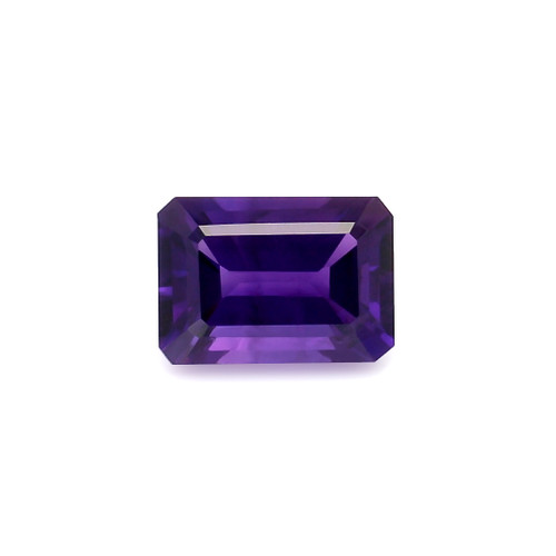Amethyst Octagon Faceted 10X14 mm 7.88 Carats GSCAM037