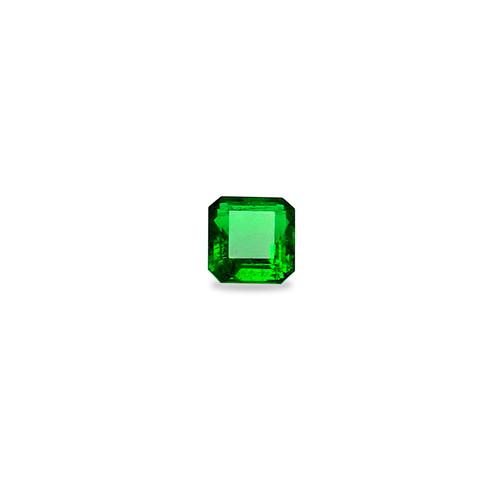 Emerald Octagon Cut Faceted 11X10 mm 5.52 Carats GSCEM0027