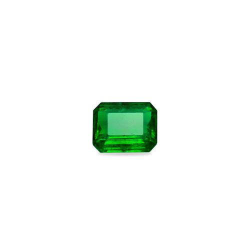 Emerald Octagon Cut Faceted 12X10 mm 5.42 Carats GSCEM0028