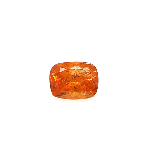 Spessartite Cushion  Faceted 7 X 9 mm 3.11 Carats GSCSPS039
