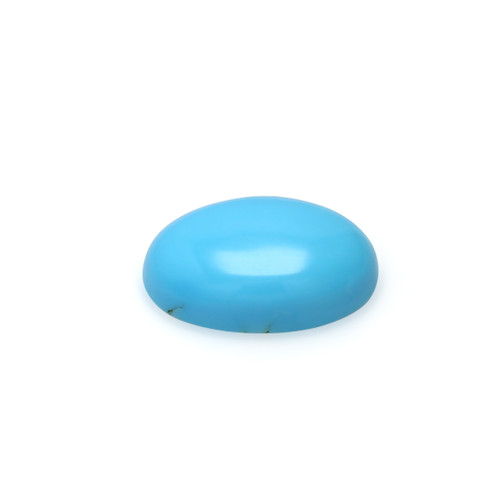 Turquoise Oval Cabochon 10X16.5 mm 6.44 Carats GSCTU025