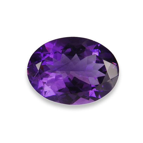 Amethyst  Oval Faceted 15x20 mm 15.00 Carats GSCAM0004