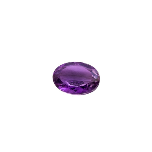 Amethyst Oval Faceted GSCAM013