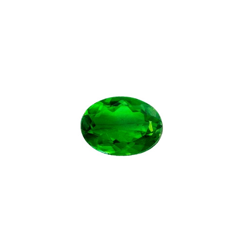 Green Tourmaline Oval Faceted  12x16x7.35 mm 32.85 Carats GSCGTO002