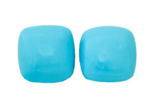 Turquoise Cushion Cabochon 7 x 9.61 x 4.5 mm 26.29 Carats Pair GSCTU001