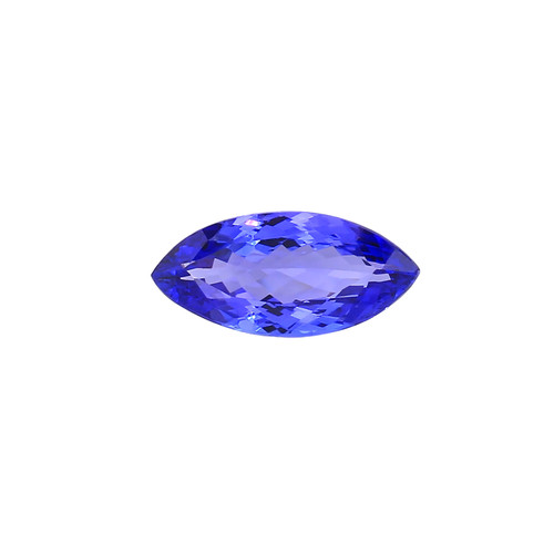 Tanzanite Marquise Faceted 8X18.50 mm 5.46 Carats GSCTZ0011