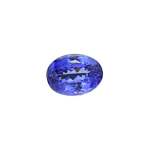 Tanzanite Oval 9.5X12.5 mm 5.90 Carats GSCTZ0012