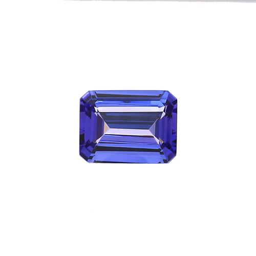 Tanzanite Octagon 9X12.5 mm 5.40 Carats GSCTZ0013