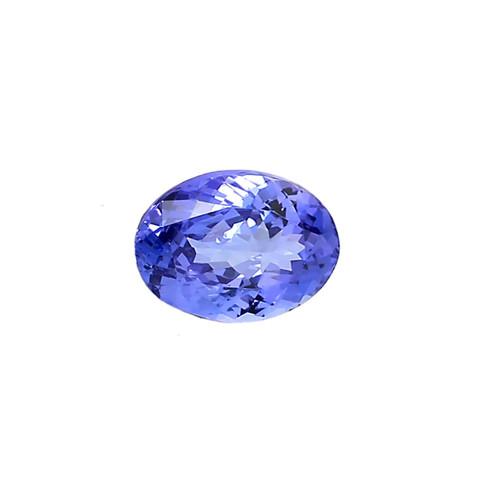 Tanzanite Oval 10X13 mm 5.13 Carats GSCTZ0014
