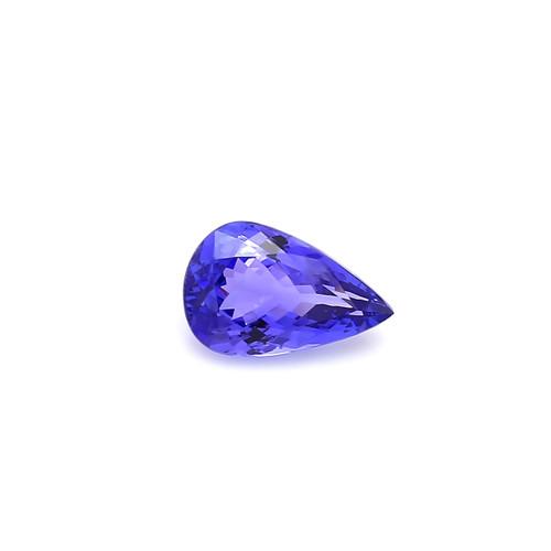 Tanzanite Pear 10X15. mm 5.83 Carats GSCTZ0016