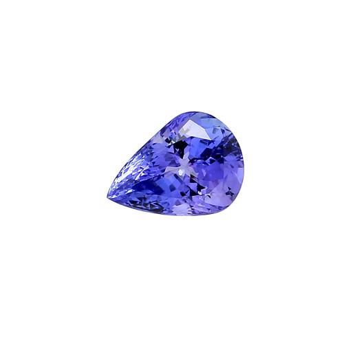 Tanzanite Pear 11X15 mm 7.43 Carats GSCTZ0017