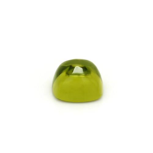 Peridot Cabs Suger Loaf Cushion 10x10 GSCPE0010 4.95 ct.